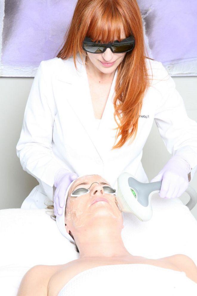 PHOTO: D.Thomas Clinic Signature DNA head-to-toe treatments.