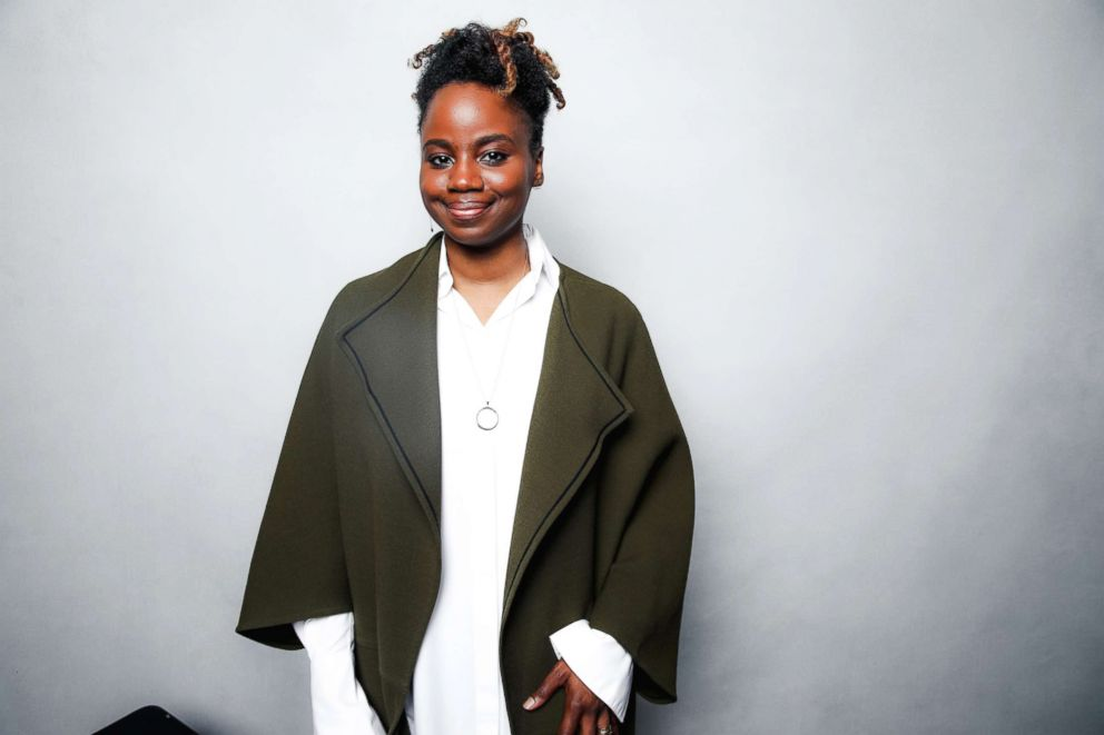 PHOTO: Dee Rees poses for a portrait at the BAFTA Los Angeles Tea Party, Jan. 6, 2018, in Beverly Hills, Calif.