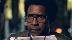 PHOTO: Denzel Washington in Roman Israel Esq.