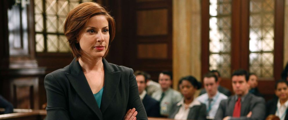 "PHOTO: Diane Neal portrays Casey Novak in the ""Valentines Day"" episode of ""Law & Order: Special Victims Unit."""