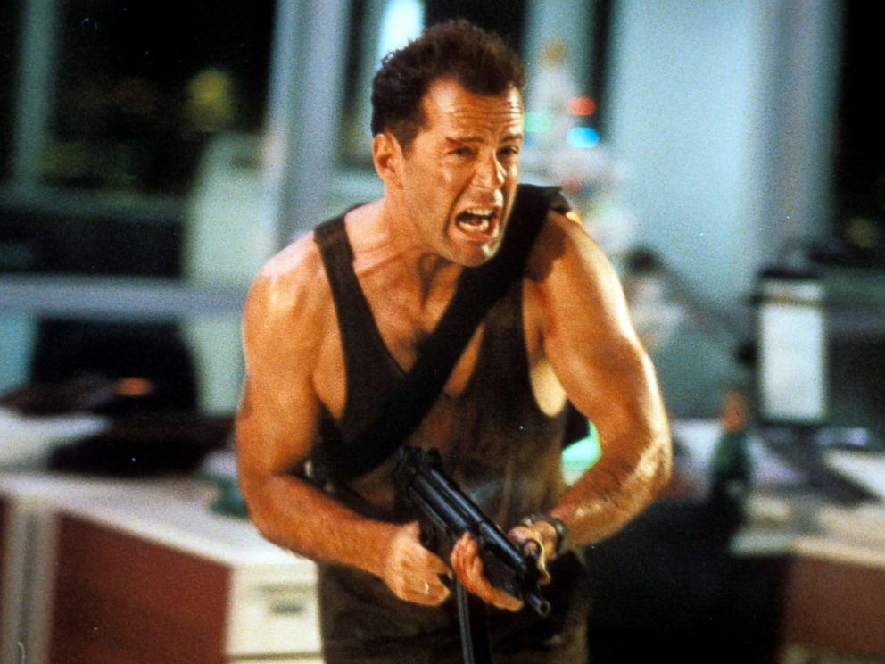 Bruce Willis Says 'Die Hard is Not a Christmas Movie'