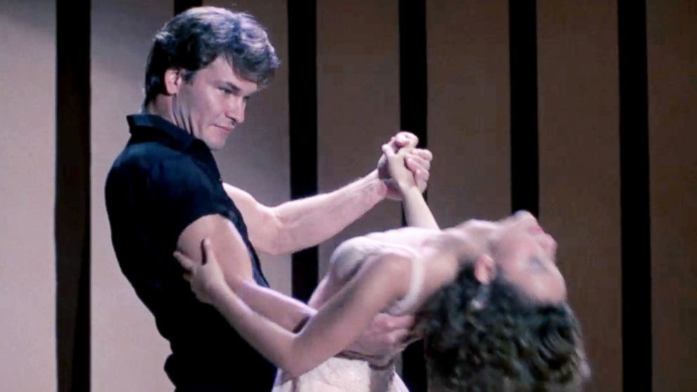 Dirty Dancing Turns 30 A Choreographer Breaks Down The Iconic Lift Scene Abc News