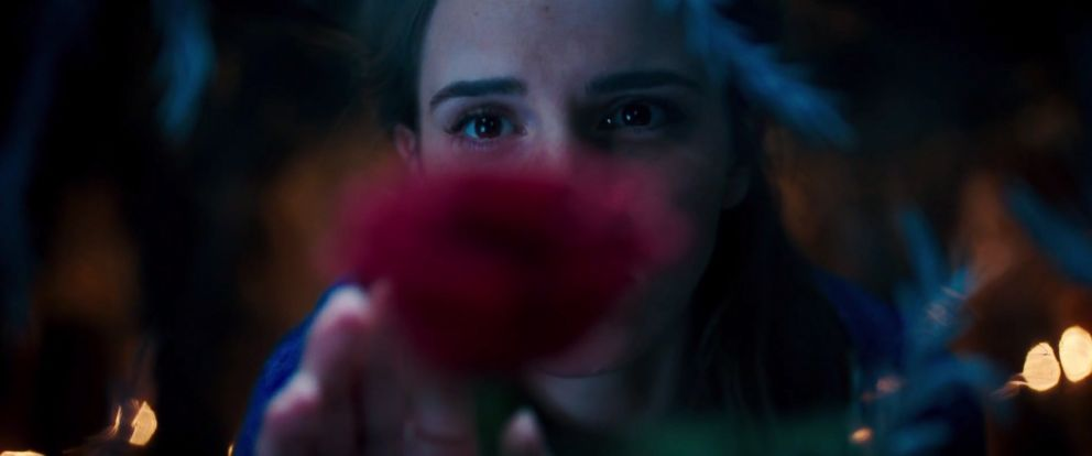 """PHOTO: Disney released a teaser trailer of the live-action """"Beauty and the Beast,"""" May 23, 2016."""