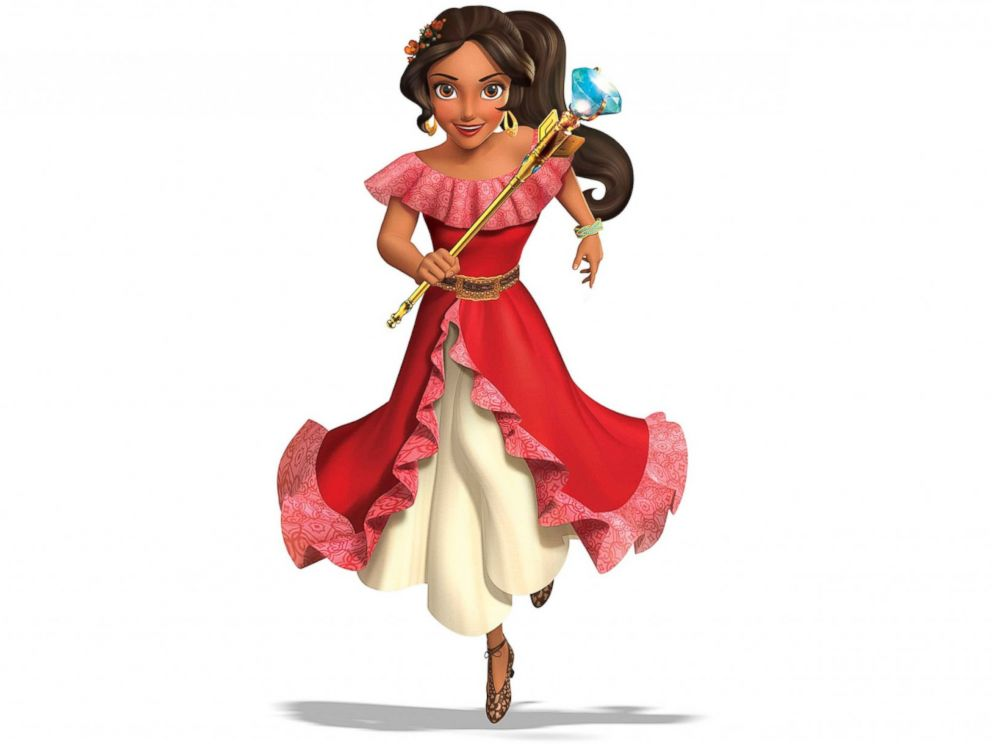 PHOTO: Elena of Avalor is an animated series that follows the story of Elena, a brave and adventurous teenager who saves her kingdom from an evil sorceress.