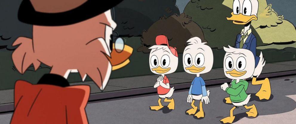 "PHOTO: ""DuckTales"" returns to Disney XD."
