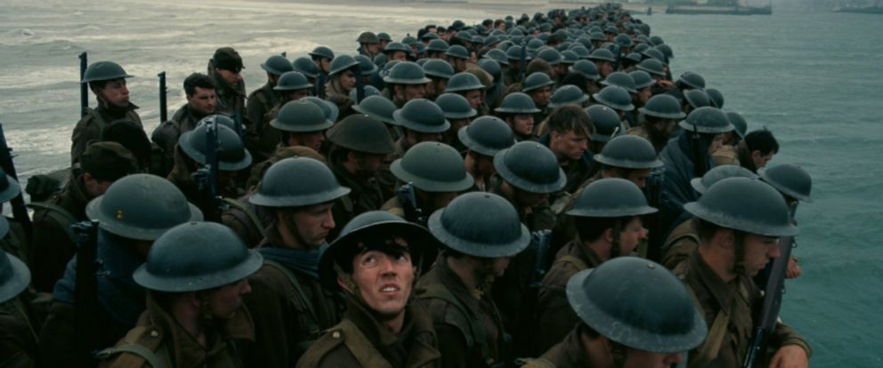 "PHOTO: A scene from the Warner Bros. Pictures film ""Dunkirk."""