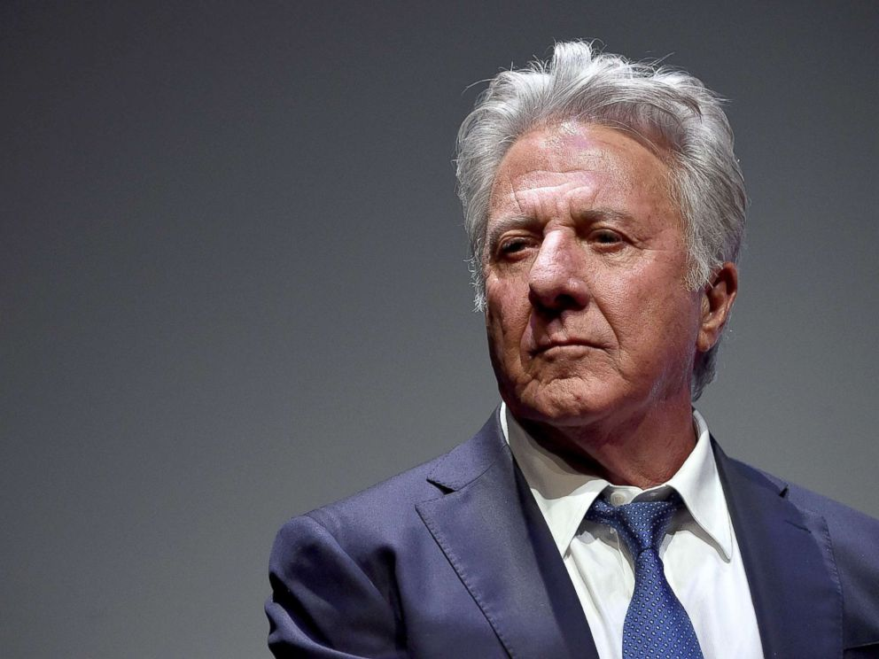 PHOTO: Dustin Hoffman attends the 55th New York Film Festival premiere of Meyerowitz Stories at Alice Tully Hall, Oct. 1, 2017, in New York City.