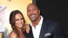 "PHOTO: Dwayne Johnson and girlfriend Lauren Hashian attend the premiere Of Warner Bros. Pictures ""Central Intelligence"" at Westwood Village Theatre on June 10, 2016 in Westwood, California."