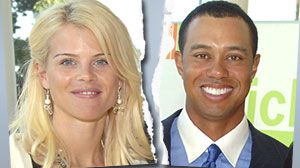 Photo: Amid Prostitute Rumors, Woods and Wife Might Be Headed to Sweden: Friends Say Tiger Woods and Elin Nordegren Are Planning to Move to Sweden Soon