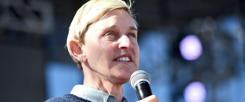ellen degeneres on the tragic loss that changed her life abc news