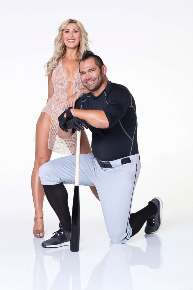 PHOTO: MLB legend Johnny Damon, formerly of the New York Yankees and the Boston Red Sox, will dance with Emma Slater.