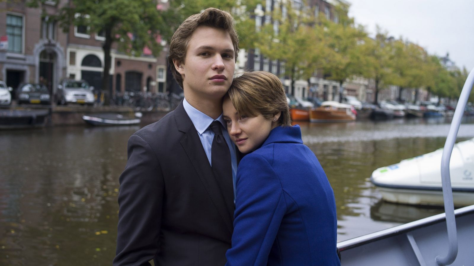 Why Shailene Woodley Laura Dern Took On The Fault In Our Stars