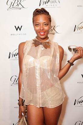 Nude photos of eva pigford opinion you