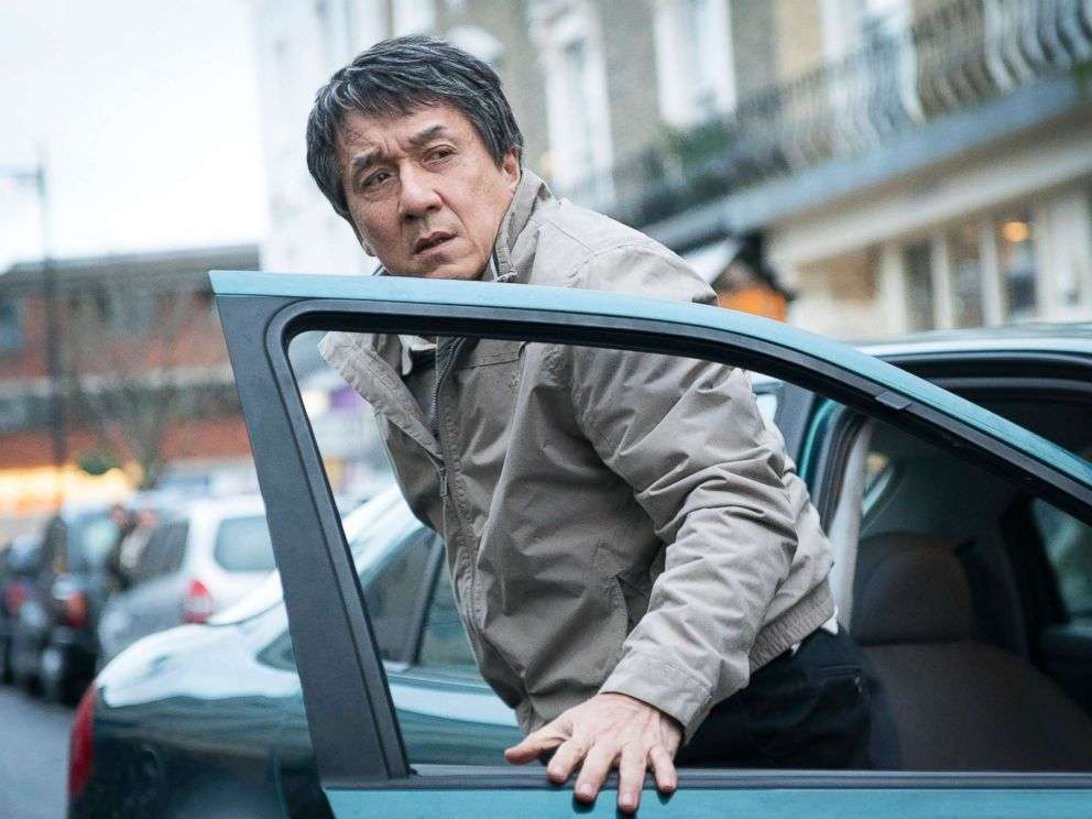 PHOTO: Jackie Chan in a scene from The Foreigner.
