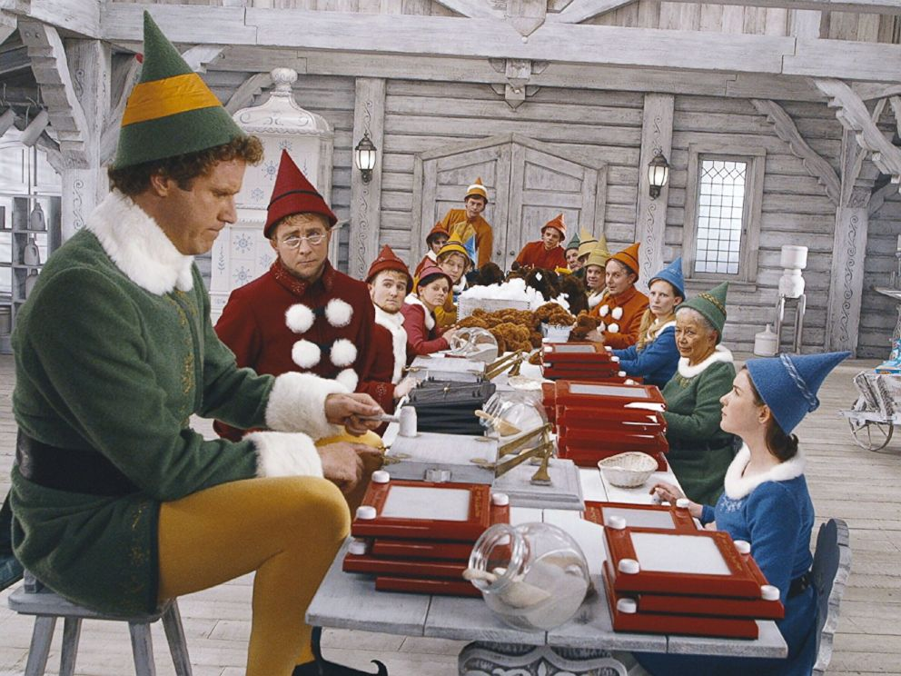 A Dream Of Christmas Cast.8 Things You Never Knew About The Christmas Movie Elf