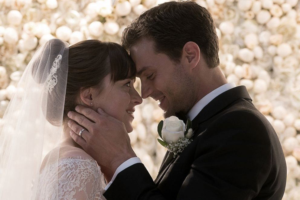 PHOTO: A scene from Fifty Shades Freed.