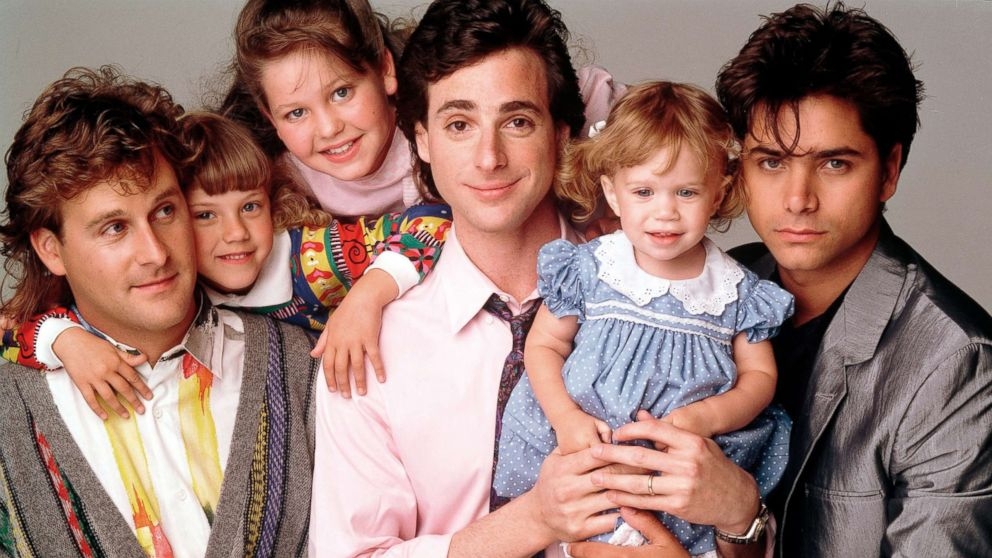 39 full house 39 turns 30 the cast weighs in on their 39 family 39 dynamic abc news. Black Bedroom Furniture Sets. Home Design Ideas