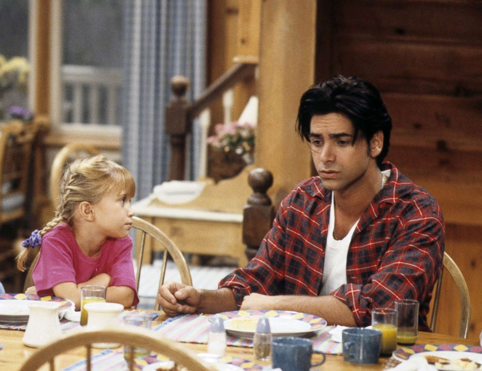 PHOTO: A scene from Full House, Oct. 19, 1993.