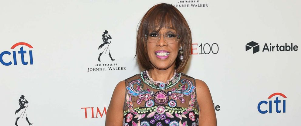 PHOTO: Gayle King attends the 2018 Time 100 Gala at Jazz at Lincoln Center, April 24, 2018, in New York City.