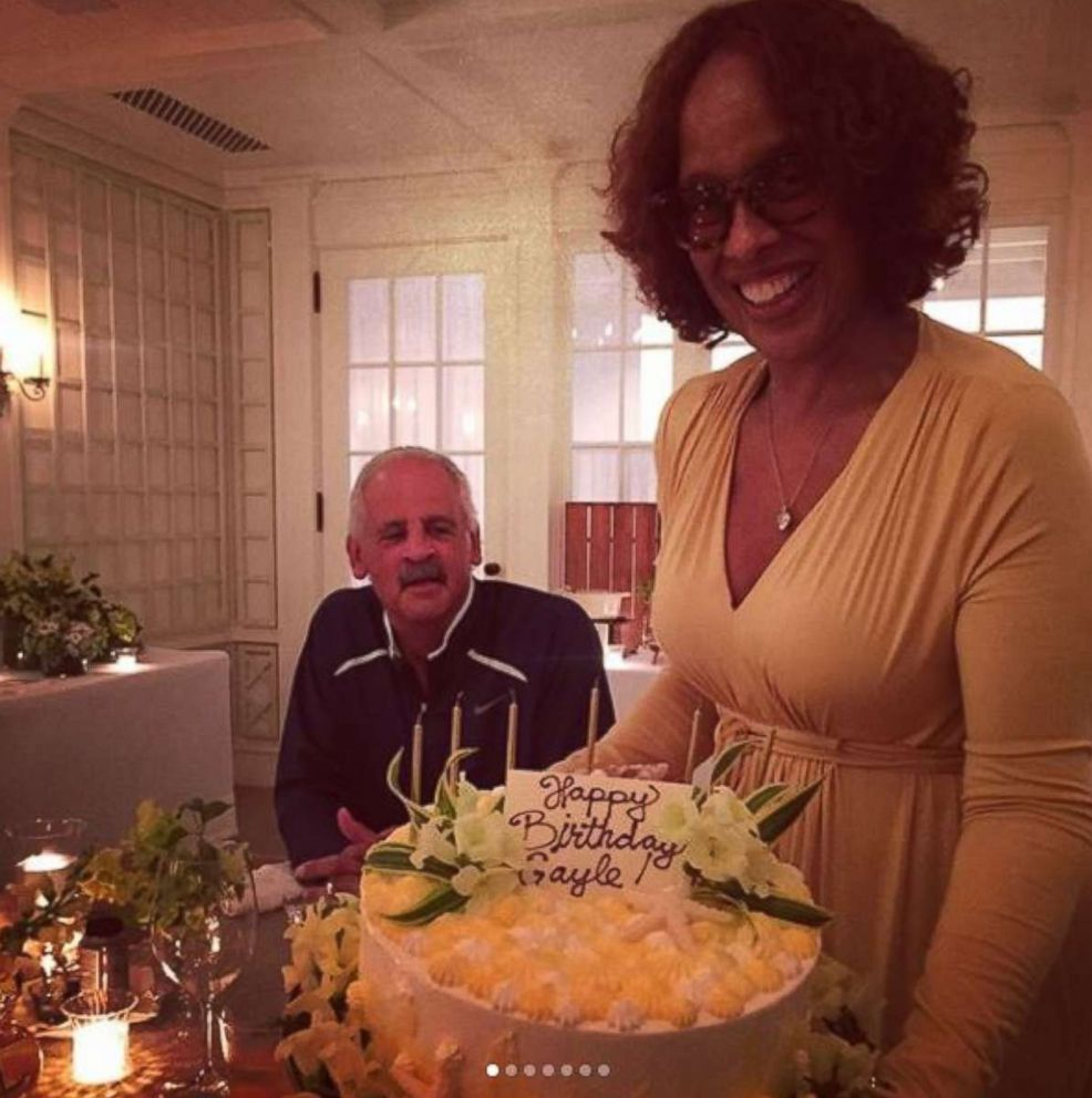 PHOTO: Gayle King shared this photo on her Instagram account, Dec. 29, 2017, of her birthday celebration.