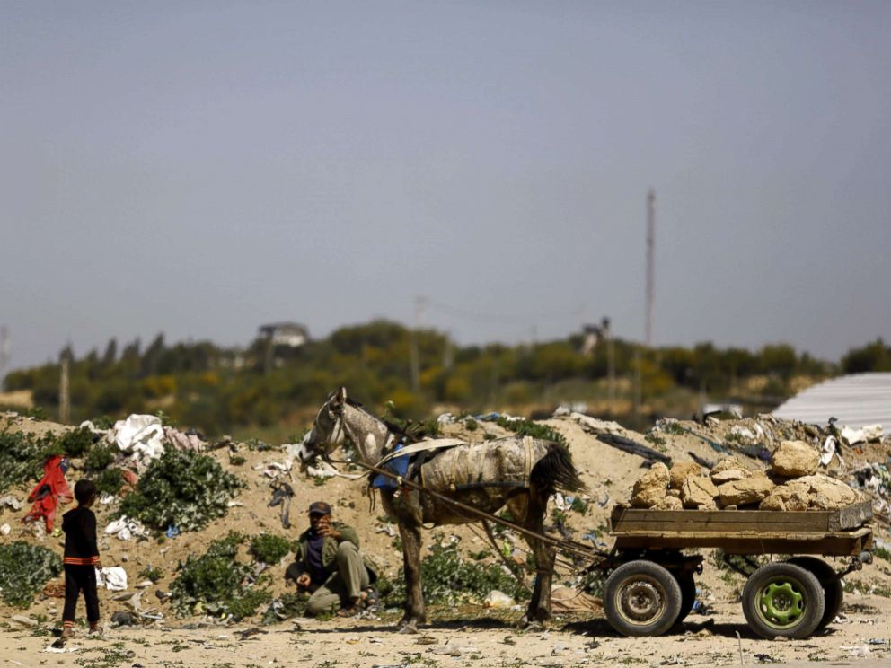 United Nations seeks $540 million for Palestinian aid, mostly for Gaza