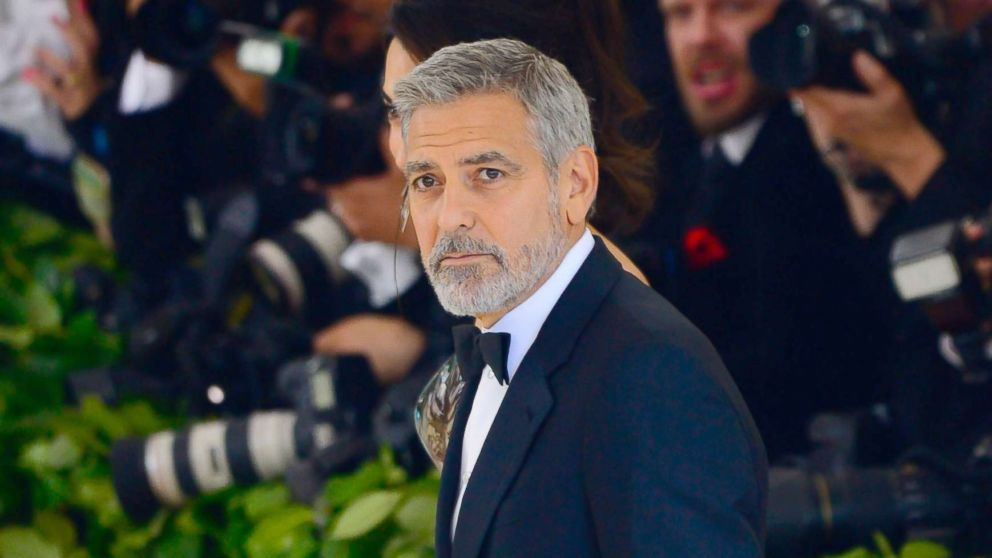 George Clooney released from the hospital after motorcycle accident