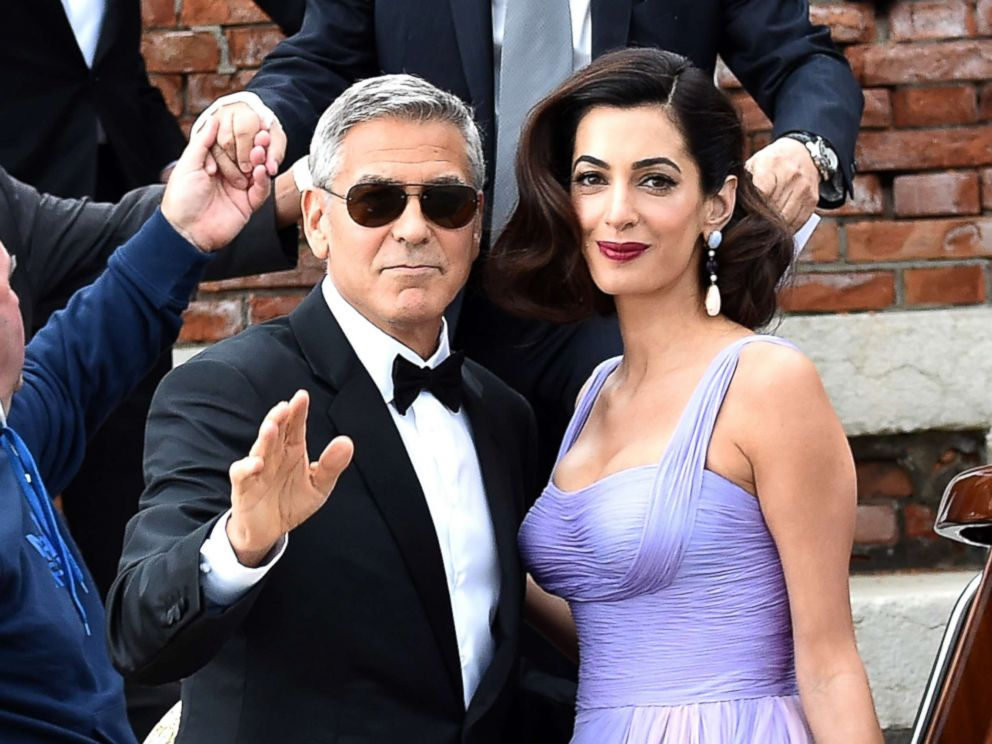 George Clooney talks twins, Matt Damon's 'dad bod' in new