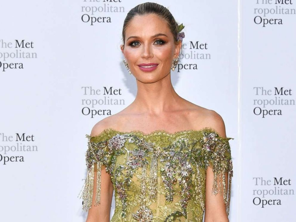 PHOTO: Georgina Chapman attends the 2017 Metropolitan Opera Opening Night at The Metropolitan Opera House, Sept. 25, 2017 in New York City.