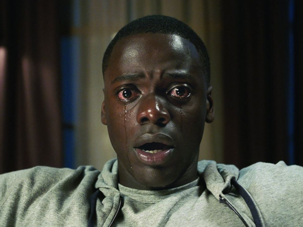 PHOTO: Daniel Kaluuya in a scene from Get Out.