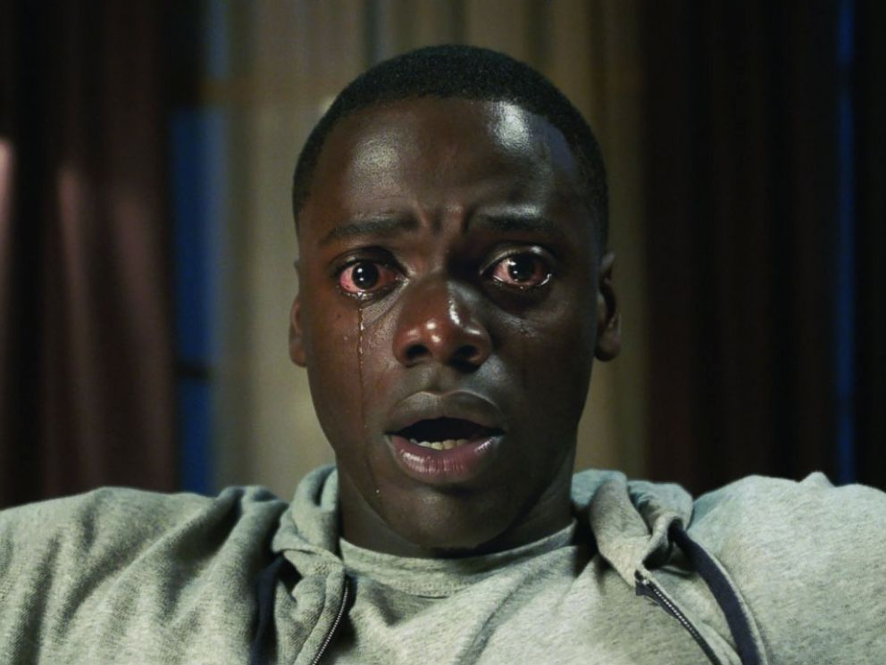 PHOTO: Daniel Kaluuya in the 2017 movie, Get Out.