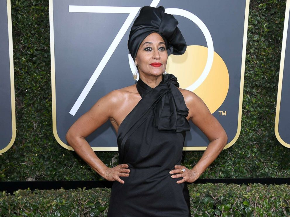 PHOTO: Tracee Ellis Ross attends the 75th Annual Golden Globe Awards at the Beverly Hilton Hotel, Jan. 7, 2018, in Beverly Hills, Calif.