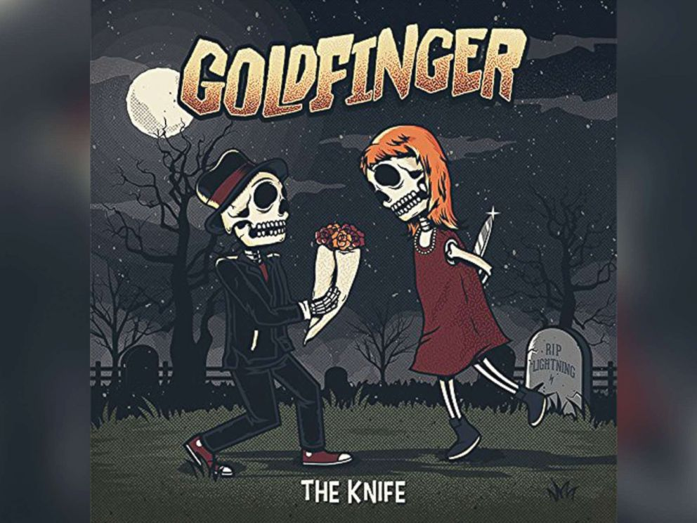 PHOTO: Goldfinger - The Knife