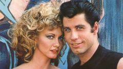 "PHOTO: Olivia Newton-John and John Travolta star in the the 1978 film, ""Grease."""