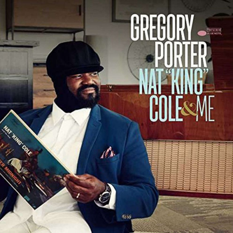 PHOTO: Gregory Porter released his new album Nat King Cole & Me on Oct. 27, 2017.