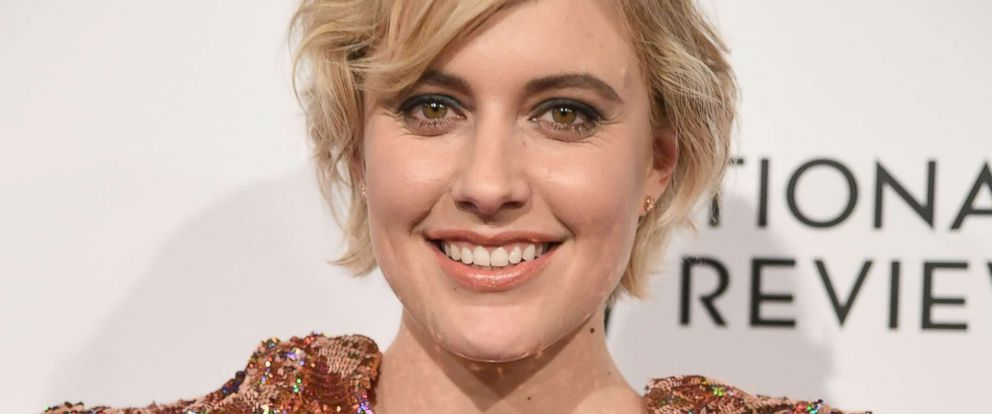 PHOTO: Greta Gerwig attends the 2018 National Board of Review Awards Gala on Jan. 9, 2018 in New York.