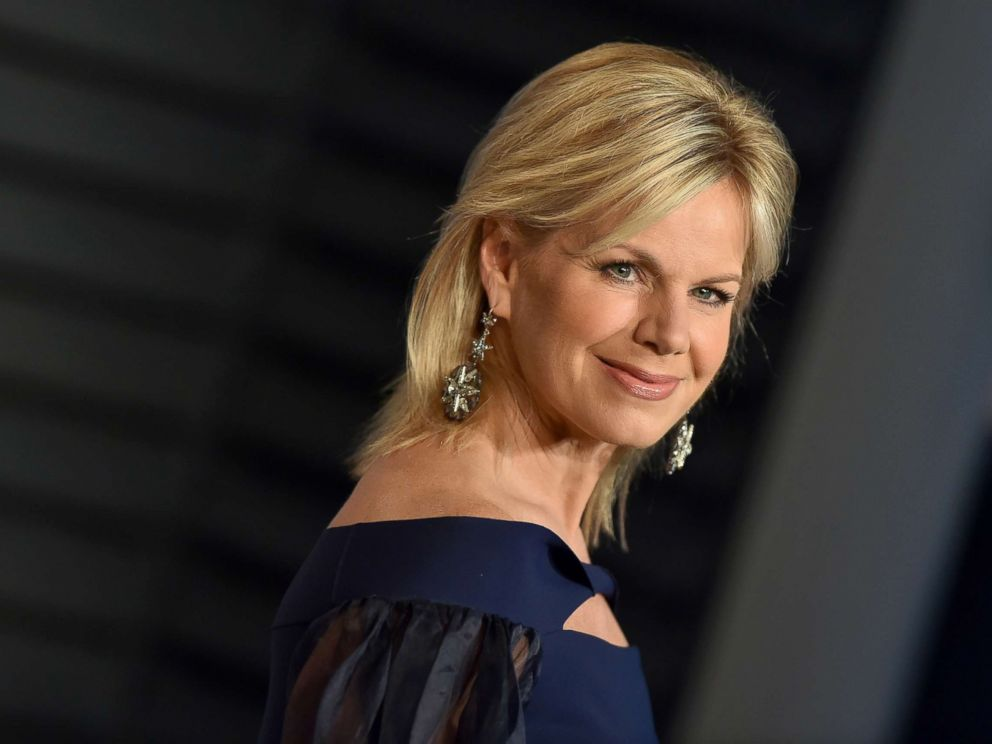PHOTO: Gretchen Carlson attends the 2018 Vanity Fair Oscar Party at Wallis Annenberg Center for the Performing Arts, March 4, 2018, in Beverly Hills, Calif.