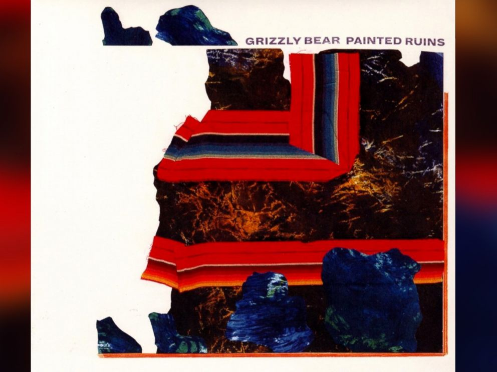PHOTO: Grizzly Bear - Painted Ruins