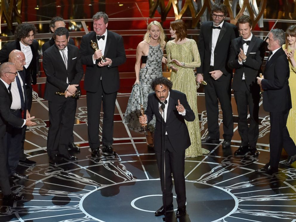 Mexican director Alejandro Gonzalez Inarritu won best director at the 2015 Oscars and prayed the latest immigrant generation would be treated with the same dignity and respect of the ones who came before and built this incredible immigrant nation.