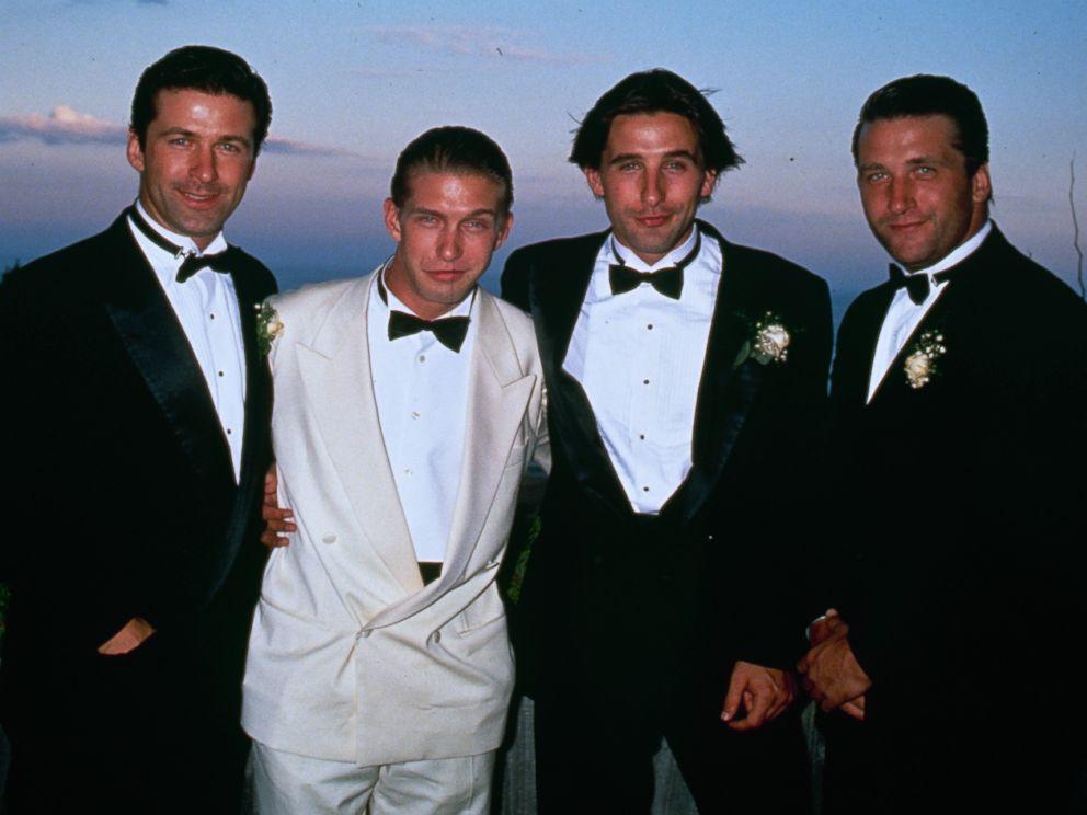 PHOTO: Alec Baldwin, Stephen Baldwin, William Baldwin and Daniel Baldwin in 1990.