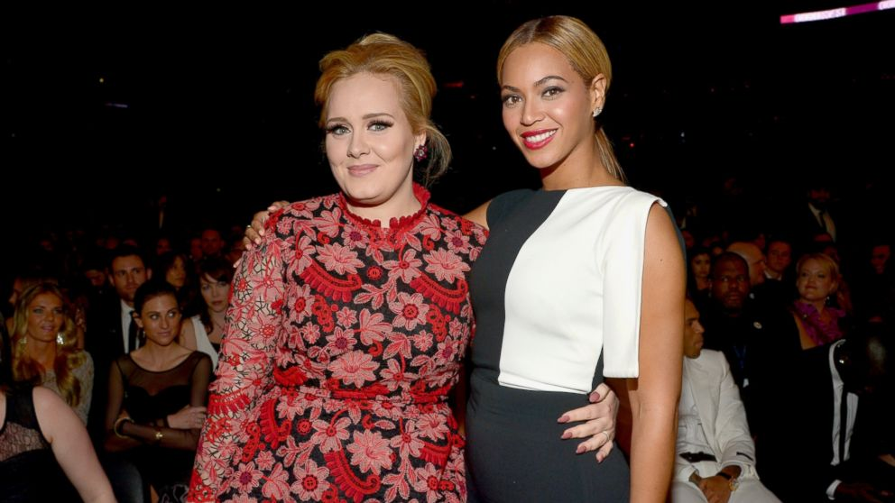 Adele's and Beyonce's admiration for each other goes back years - ABC News