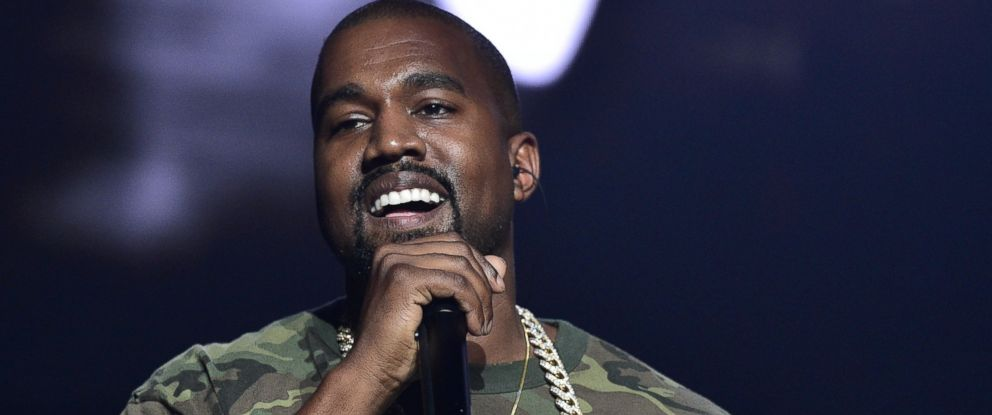 PHOTO: Kanye West performs at The Fox Theatre on July 25, 2015 in Atlanta.