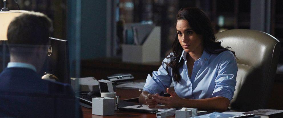 """PHOTO: Meghan Markle as Rachel Zane in """"Suits."""""""
