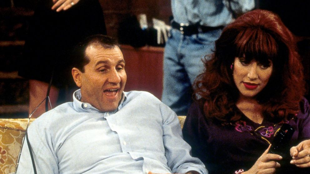 Katey Sagal Looks Back On Married With Children 30 Years Later Abc News