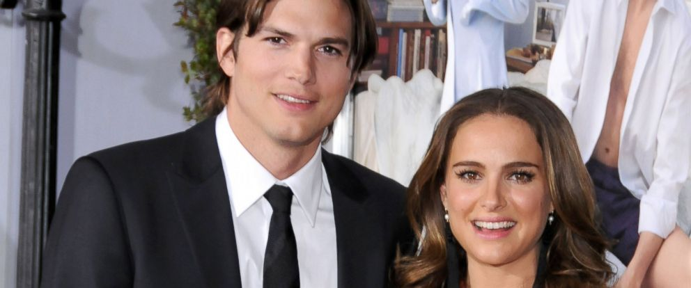 PHOTO: Ashton Kutcher and Natalie Portman arrive at the Los Angeles Premiere of No Strings Attached at the Regency Village Theatre on Jan. 11, 2011 in Westwood, California.
