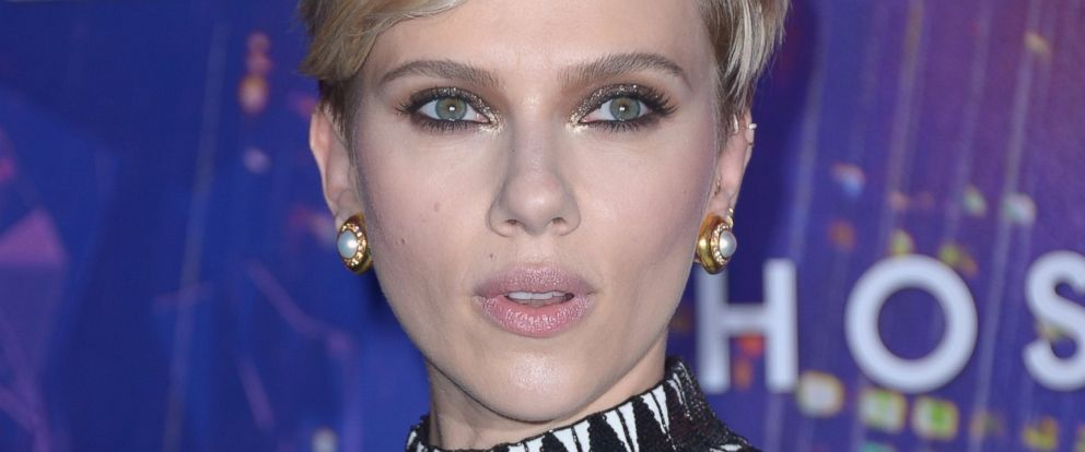 Scarlett Johansson Opens Up About Ghost In The Shell Abc News