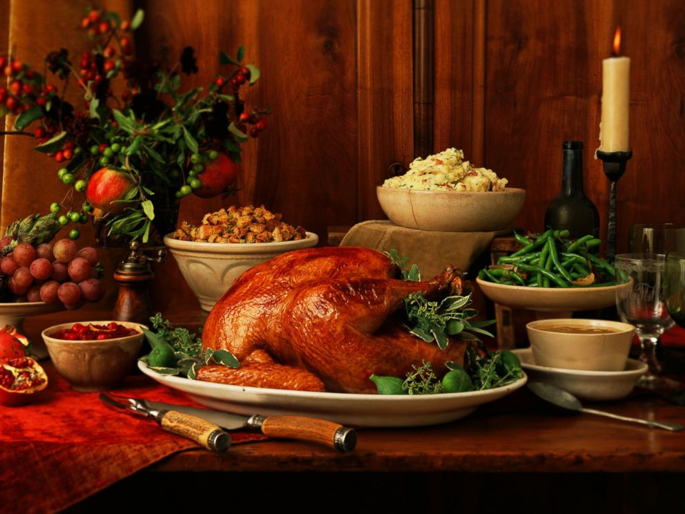 PHOTO A Thanksgiving Turkey Is Seen In An Undated Stock Photo