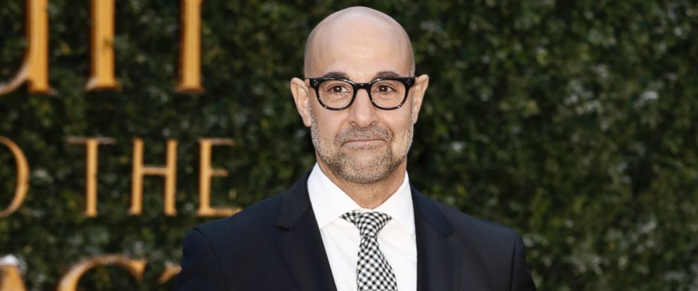 """PHOTO: Stanley Tucci is bringing life to a new character in Disneys live-action film, """"Beauty and the Beast.,"""" which hits theaters March 17."""