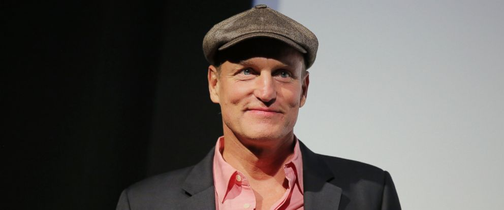 """PHOTO: Woody Harrelson onstage during the intro at the 2016 Toronto International Film Festival Premiere of """"LBJ"""" at Roy Thomson Hall on Sept. 15, 2016 in Toronto."""