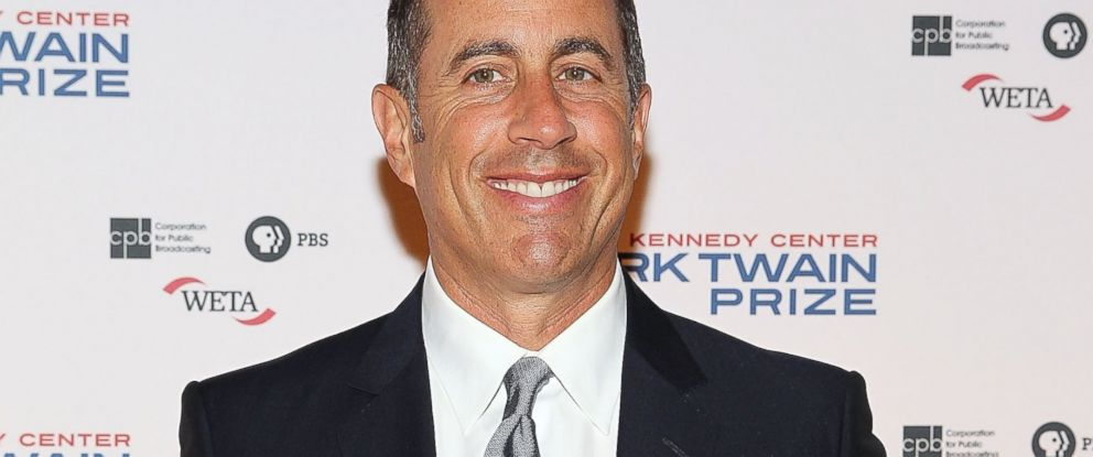 Image result for who is jerry seinfeld