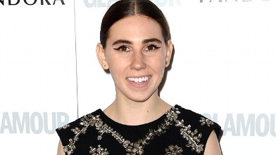 PHOTO: Zosia Mamet attends Glamour Women of the Year Awards 2013 at Berkeley Square Gardens on June 4, 2013 in London, England.